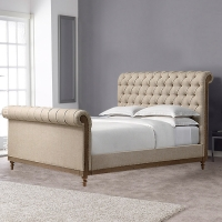 Cama Chesterfield MAT